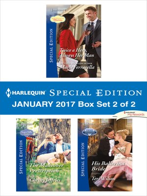 cover image of Harlequin Special Edition January 2017, Box Set 2 of 2