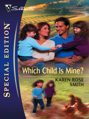 cover image of Which Child Is Mine?