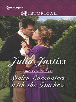 cover image of Stolen Encounters with the Duchess