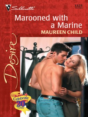 cover image of Marooned with a Marine