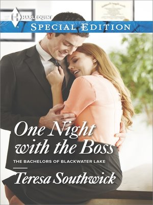 cover image of One Night with the Boss