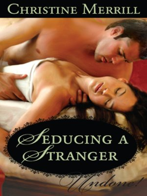 cover image of Seducing a Stranger