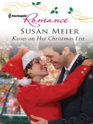 cover image of Kisses on Her Christmas List