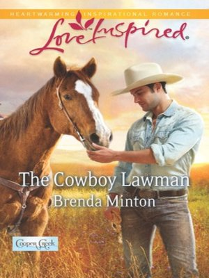 cover image of The Cowboy Lawman