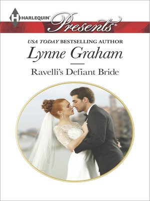 cover image of Ravelli's Defiant Bride