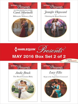cover image of Harlequin Presents May 2016, Box Set 2 of 2