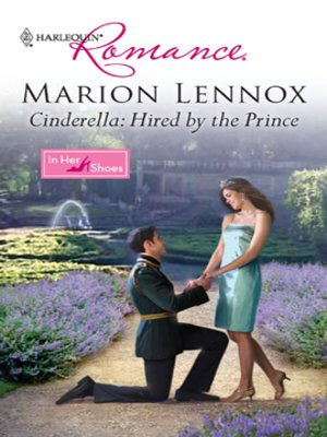 cover image of Cinderella: Hired by the Prince