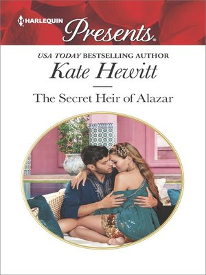 cover image of The Secret Heir of Alazar--A Secret Baby Romance