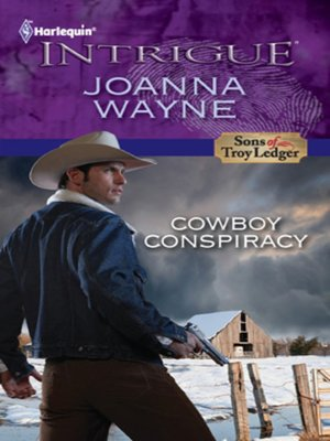 cover image of Cowboy Conspiracy