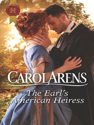 cover image of The Earl's American Heiress
