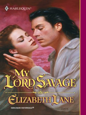 cover image of My Lord Savage