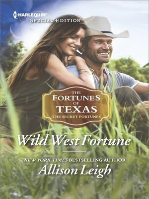 cover image of Wild West Fortune