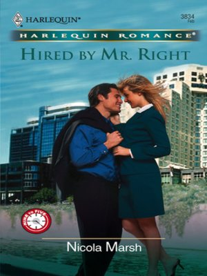 cover image of Hired By Mr. Right