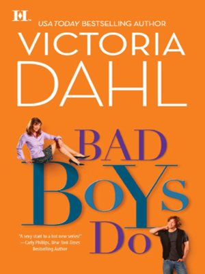 cover image of Bad Boys Do