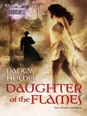 cover image of Daughter Of The Flames
