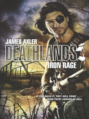 cover image of Iron Rage
