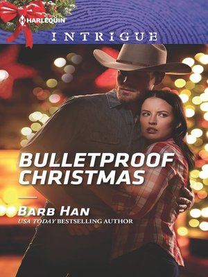 cover image of Bulletproof Christmas