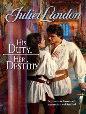 cover image of His Duty, Her Destiny