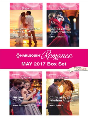 cover image of Harlequin Romance May 2017 Box Set