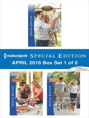 cover image of Harlequin Special Edition April 2016 Box Set 1 of 2