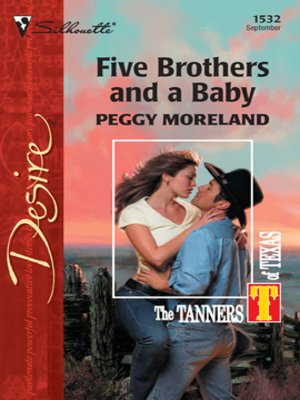 cover image of Five Brothers and a Baby