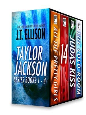 cover image of J.T. Ellison Taylor Jackson Series, Books 1-4