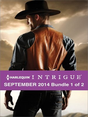 cover image of Harlequin Intrigue September 2014 - Bundle 1 of 2: Maverick Sheriff\Dead Man's Curve\Snow Blind