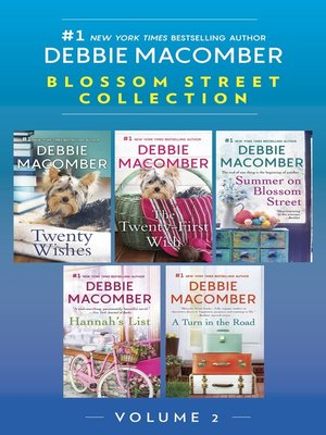 cover image of Blossom Street Collection, Volume 2