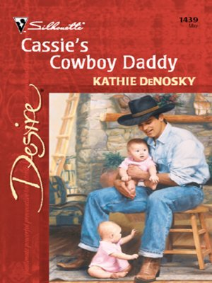 cover image of Cassie's Cowboy Daddy