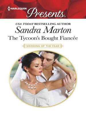 cover image of The Tycoon's Bought Fiancée