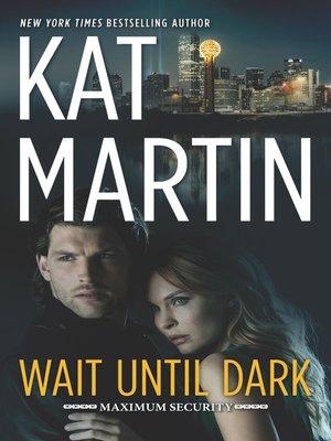 cover image of Wait Until Dark