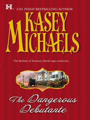 cover image of The Dangerous Debutante