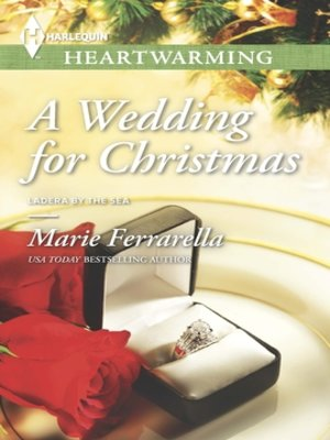 cover image of A Wedding for Christmas