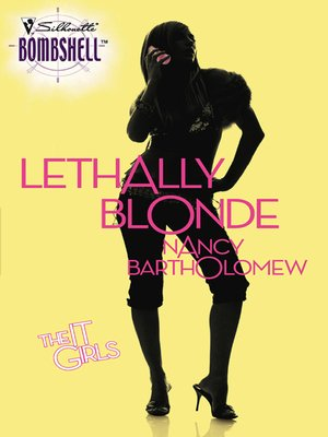 cover image of Lethally Blonde