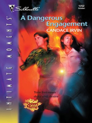 cover image of A Dangerous Engagement