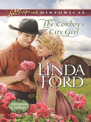 cover image of The Cowboy's City Girl