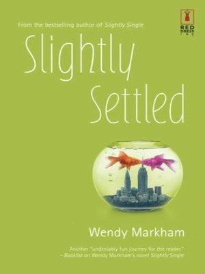 cover image of Slightly Settled