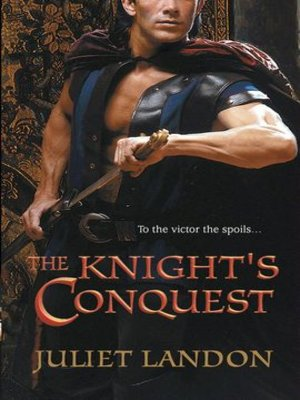 cover image of The Knight's Conquest