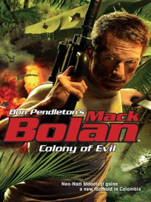 cover image of Colony of Evil