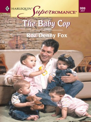 cover image of The Baby Cop