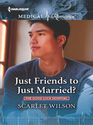 cover image of Just Friends to Just Married?