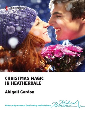 cover image of Christmas Magic in Heatherdale