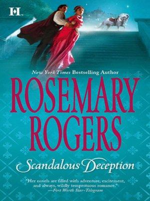 cover image of Scandalous Deception
