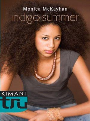 cover image of Indigo Summer