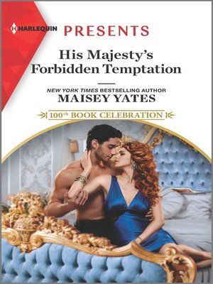 cover image of His Majesty's Forbidden Temptation
