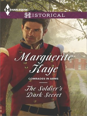 cover image of The Soldier's Dark Secret