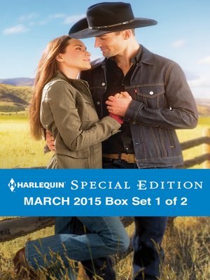 cover image of Harlequin Special Edition March 2015 - Box Set 1 of 2: Mendoza's Secret Fortune\A Second Chance at Crimson Ranch\From City Girl to Rancher's Wife