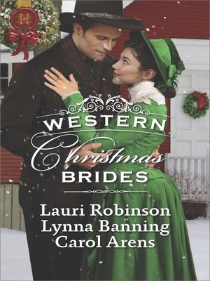 cover image of Western Christmas Brides