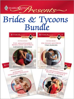 cover image of Brides & Tycoons Bundle