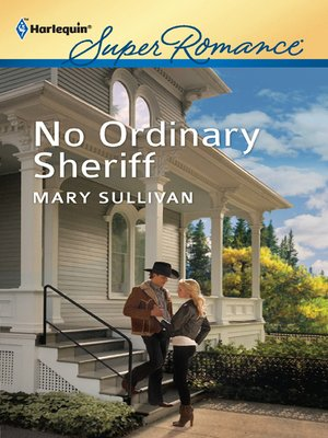 cover image of No Ordinary Sheriff